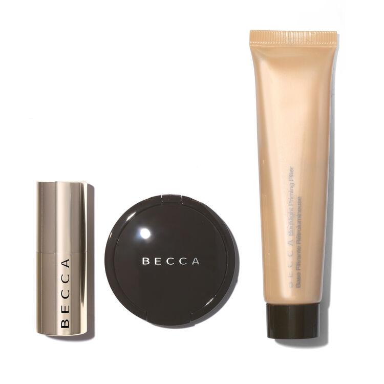 Your Glow-To Glow Primer, Highlighter & Lip Kit, , large