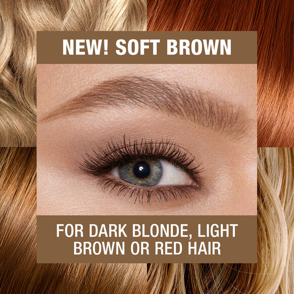 Brow Cheat Refill, SOFT BROWN, large, image5