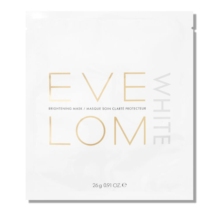 Eve Lom Brightening Face Mask (4 sachets) - Space.NK - GBP