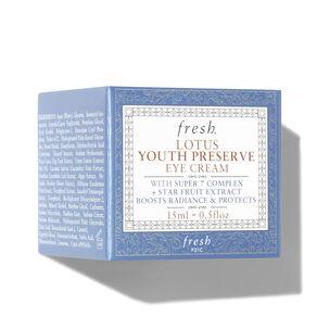 Lotus Youth Preserve Eye Cream, , large