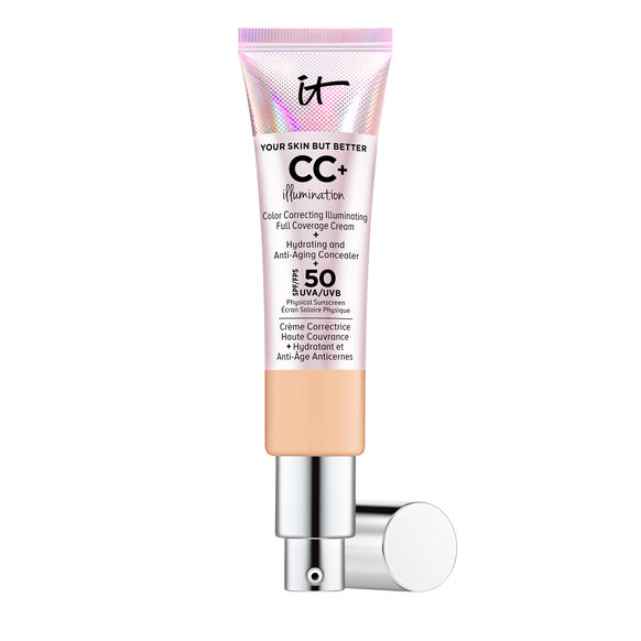 CC+ Cream Illumination SPF50+, MEDIUM 32 ML, large, image1