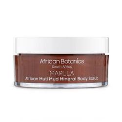 Marula African Muti Mud Body Scrub, , large