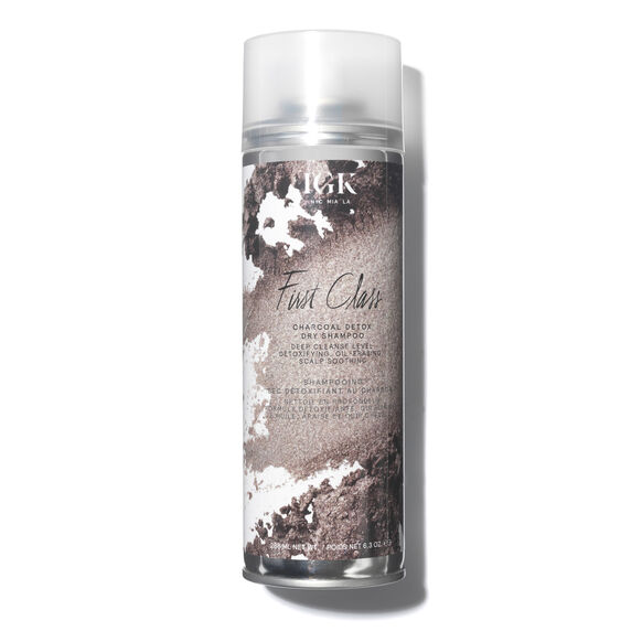 First Class Charcoal Detox Dry Shampoo, , large, image1