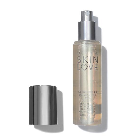 Skin Love Glow Shield Prime & Set Mist, , large, image2