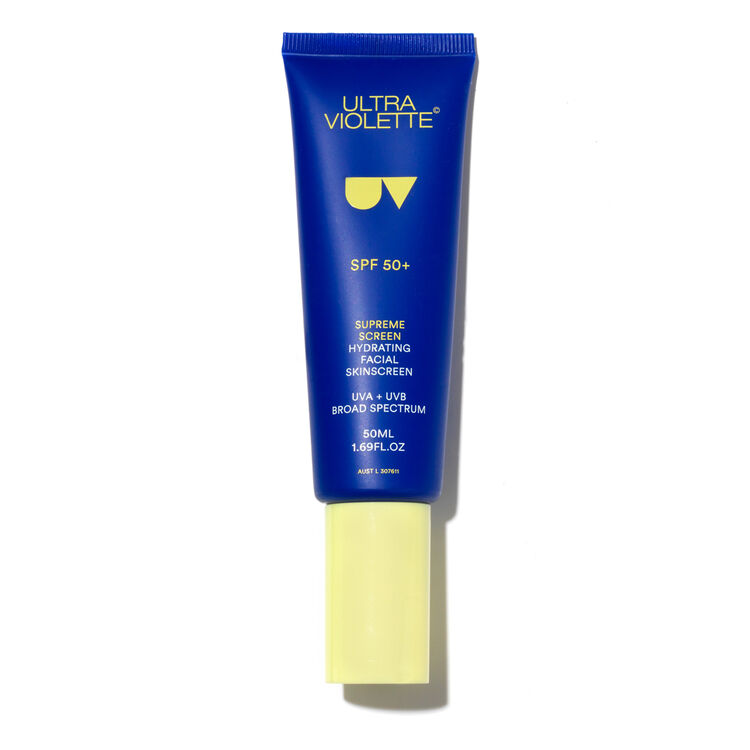 Supreme Screen Hydrating Facial Skinscreen SPF 50+, , large