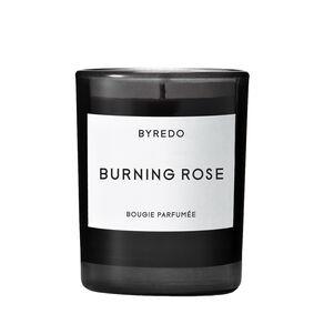 Burning Rose Mini Candle