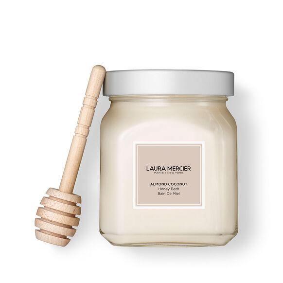 Almond Coconut Milk Honey Bath, , large, image_1
