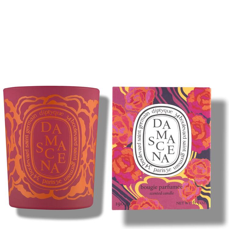 Gift Set of Centifolia and Damascena candles, , large