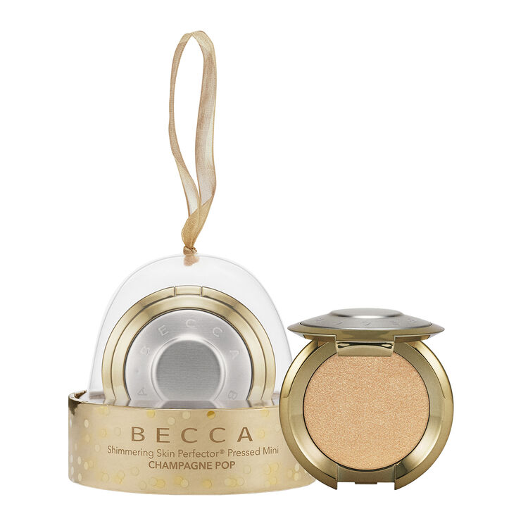 Shimmering Skin Perfector Champagne Pop Mini Ornament, , large