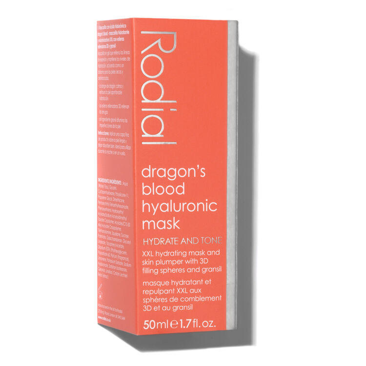 Dragon's Blood Hyaluronic Mask, , large