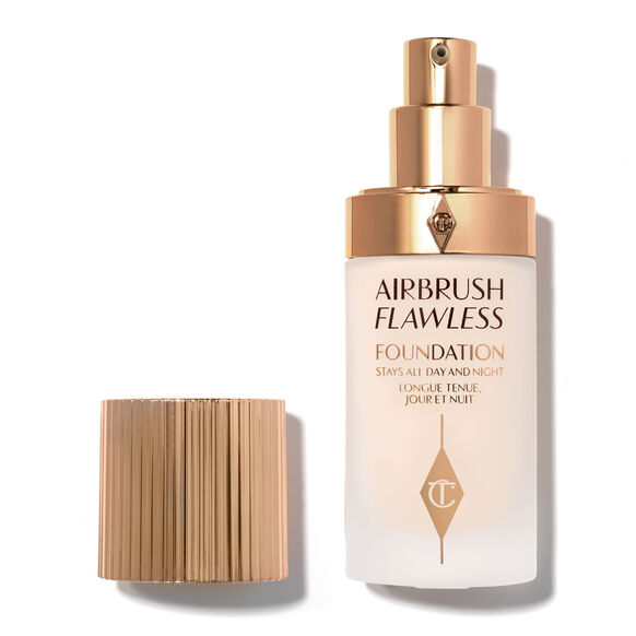 Airbrush Flawless Foundation, 1 COOL, large, image2