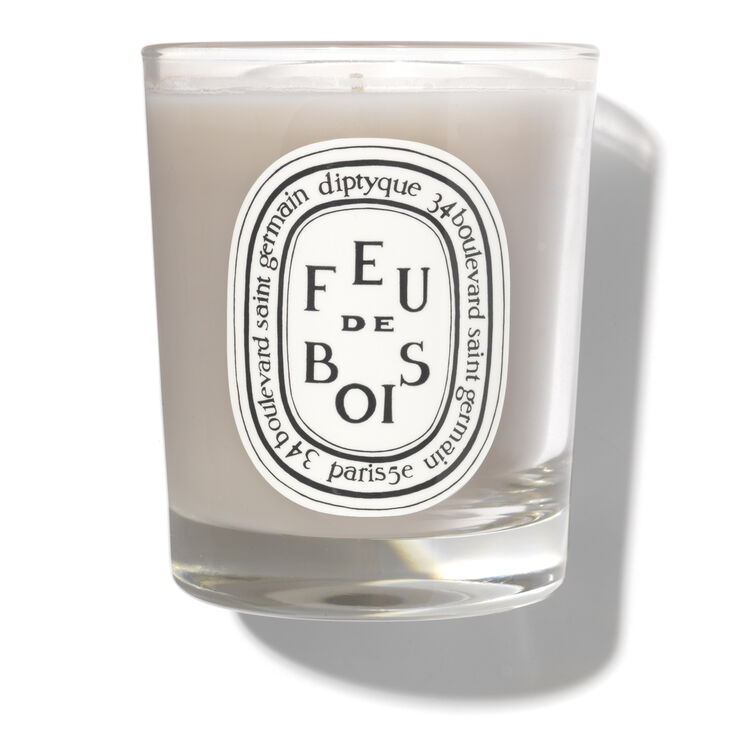 Feu de Bois Scented Candle 6oz, , large
