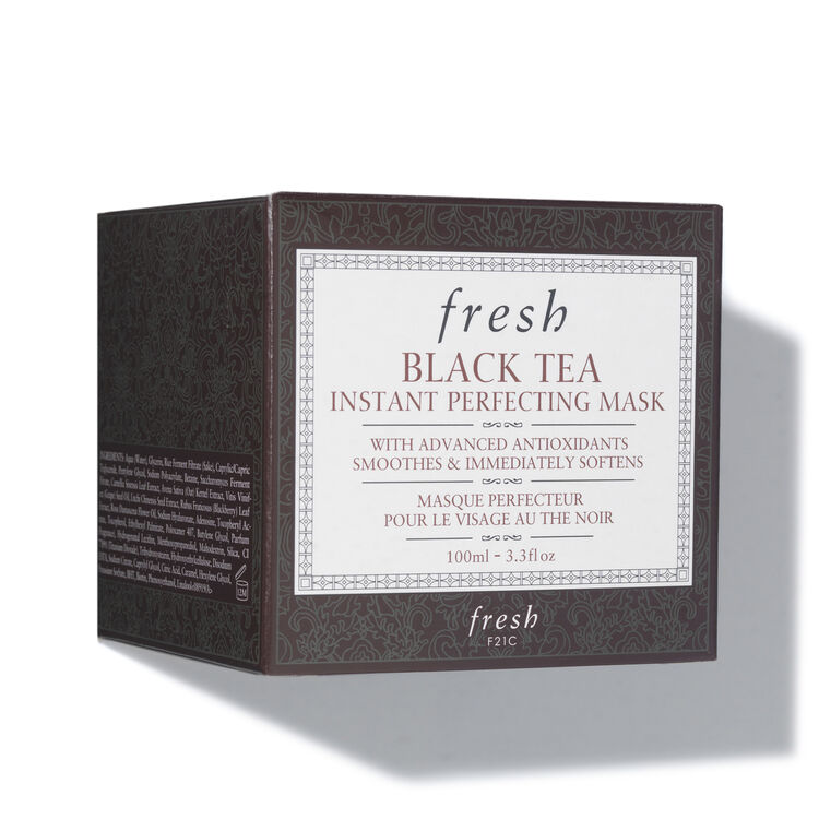 Black Tea Instant Perfecting Mask, , large