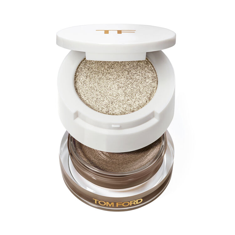 Cream And Powder Eye Colour, 11 FLEUR NEIGE, large