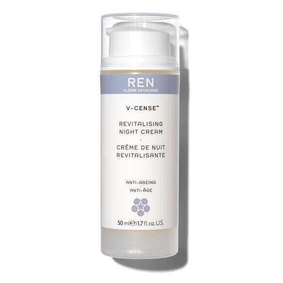 V-Cense Revitalising Night Cream, , large, image1