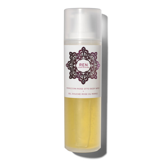 Moroccan Rose Otto Body Wash, , large, image1