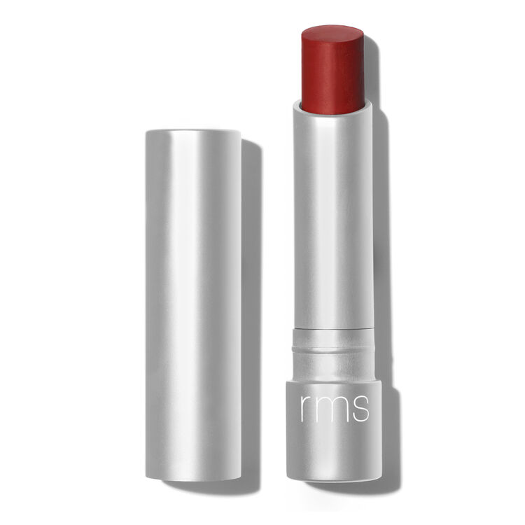 Wild With Desire Lipstick, RMS RED, large