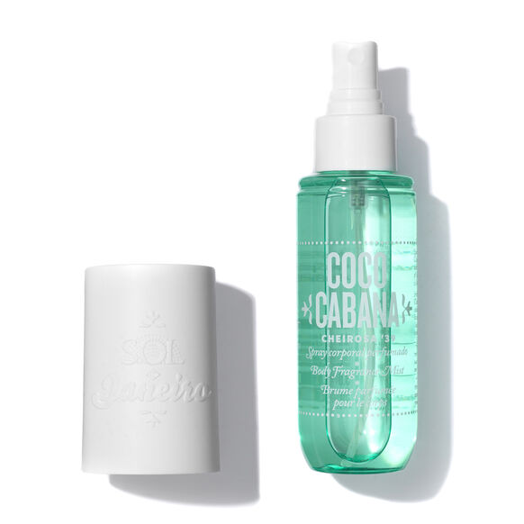 Coco Cabana Hair and Body Fragrance Mist, , large, image2