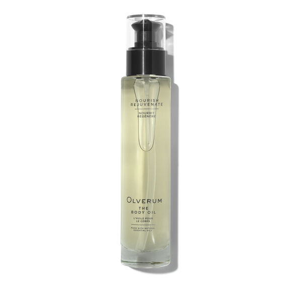 The Body Oil, , large, image1