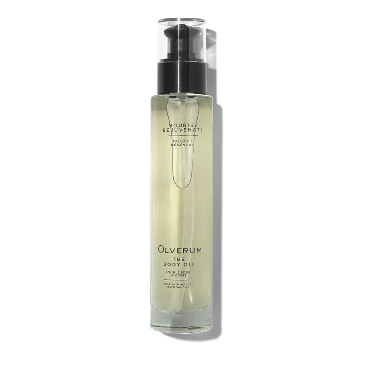 The Body Oil, , large