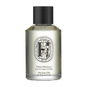 Precious Oils for Body and Bath