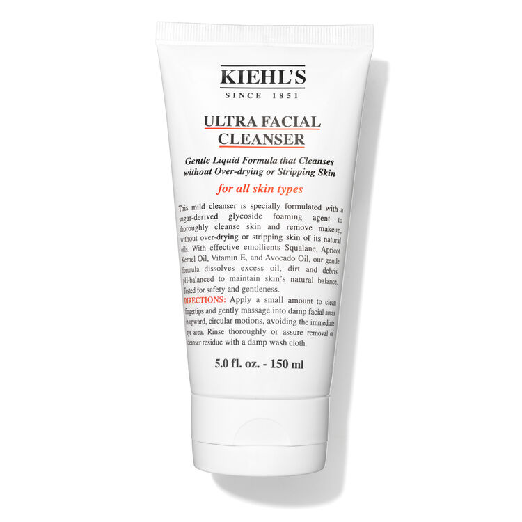 Ultra Facial Cleanser 150ml, , large