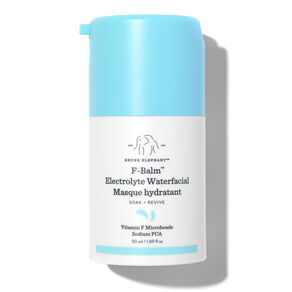 F-Balm Electrolyte Waterfacial Hydrating Mask, , large
