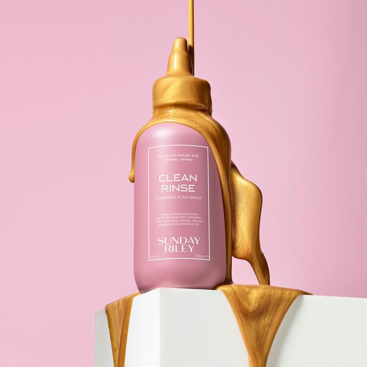Clean Rinse Scalp Serum, , large