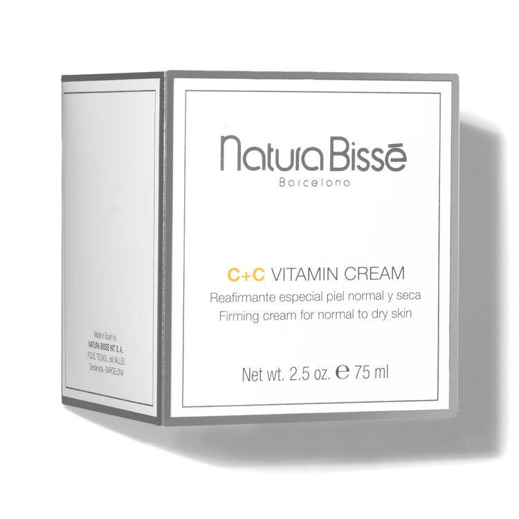 C+c Vitamin Cream SPF 10 2.5fl.oz, , large