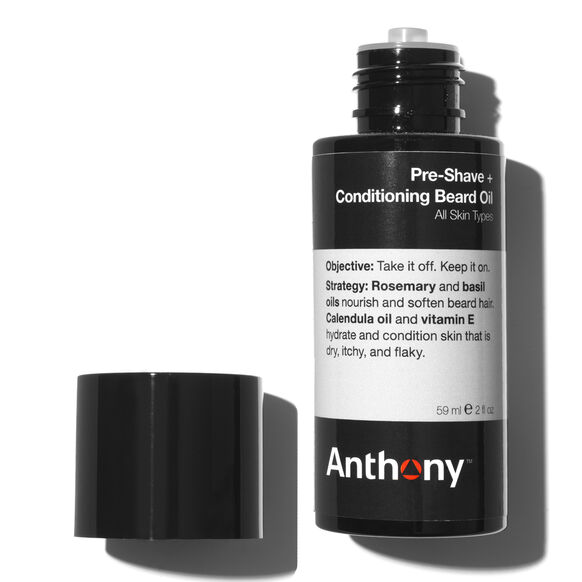 Pre-Shave + Conditioning Beard Oil, , large, image2