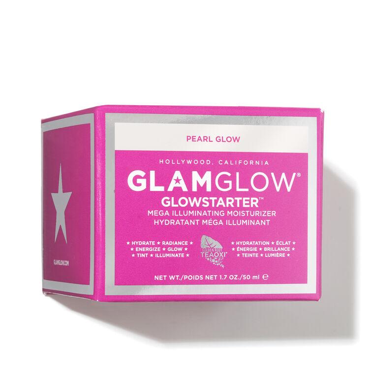 Glowstarter Mega Illuminating Moisturiser, PEARL, large