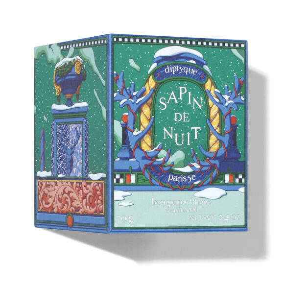 Sapin de Nuit Candle, , large, image3