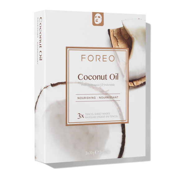 Farm To Face Sheet Mask - Coconut Oil, , large, image3