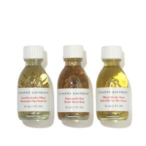 Bath Oil Trio