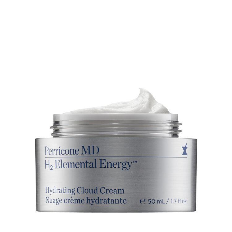H2 Elemental Energy Hydrating Cloud Cream, , large