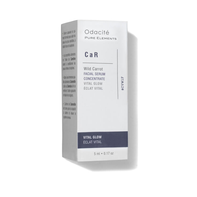 CaR Vital Glow Serum Concentrate (Wild Carrot), , large