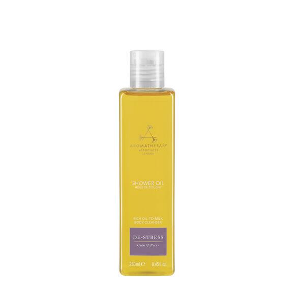 De-Stress Shower Oil, , large, image_1
