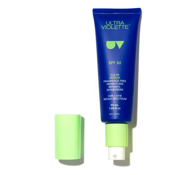 Clean Screen Sensitive Skinscreen SPF 30, , large, image2