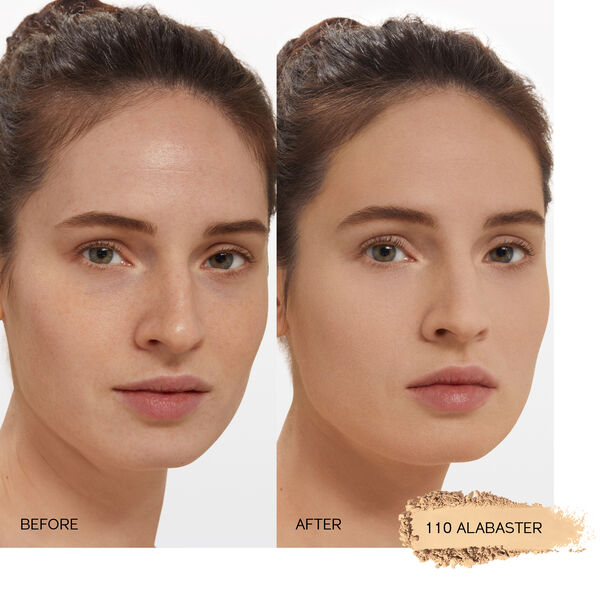 Synchro Skin Self-Refreshing Custom Finish Powder Foundation, 110, large
