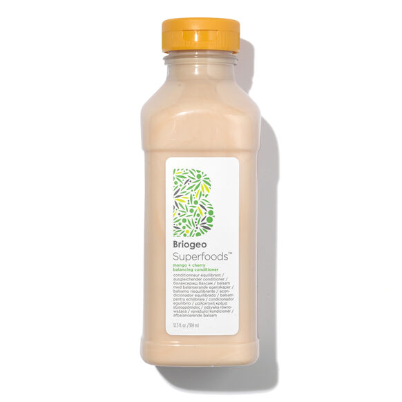 Superfoods Mango and Cherry Oil Balancing Conditioner, , large, image1