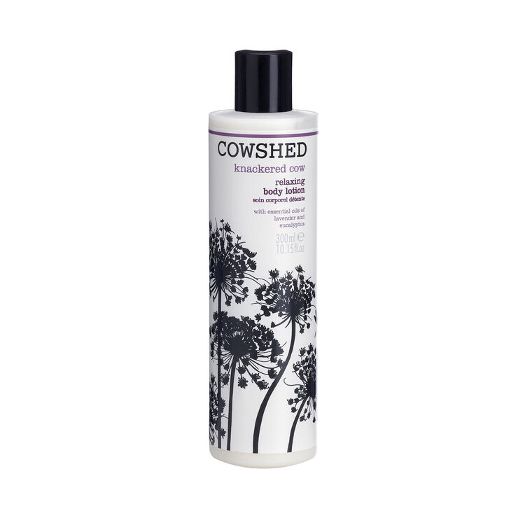 Knackered Cow Relaxing Body Lotion, , large