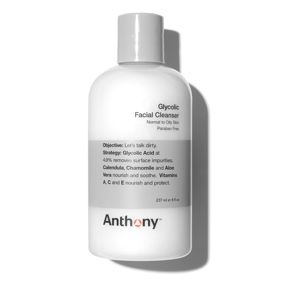Glycolic Facial Cleanser, , large, image1