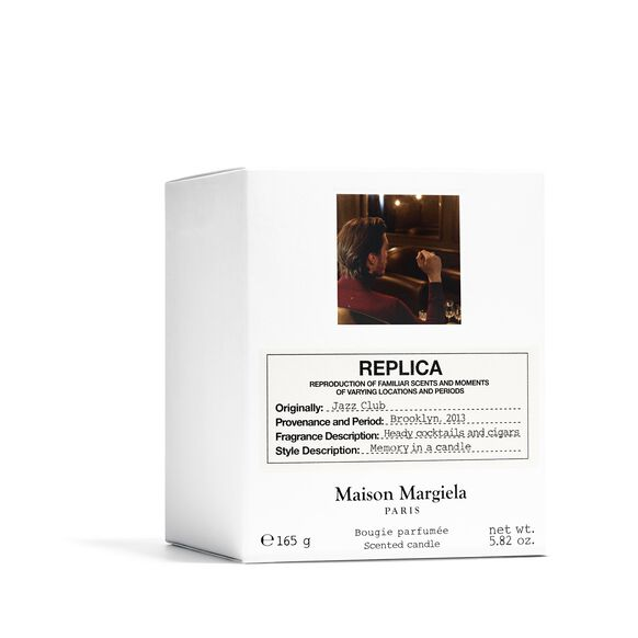 Replica Jazz Club Candle, , large, image2