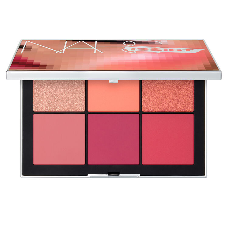 NARSissist Wanted Cheek Palette, WANTED II, large