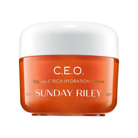 CEO Vitamin C Rich Hydration Cream, , large, image1