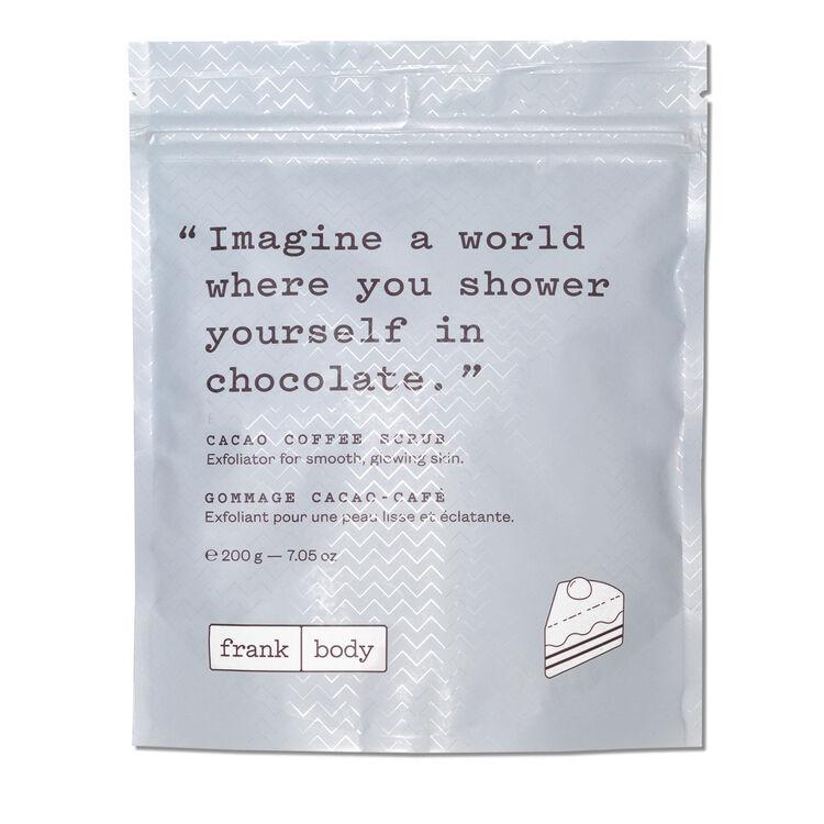 Cacao Coffee Scrub, , large