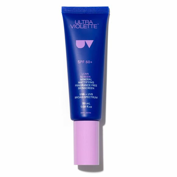 Lean Screen Mineral Mattifying SPF 50+, , large, image1