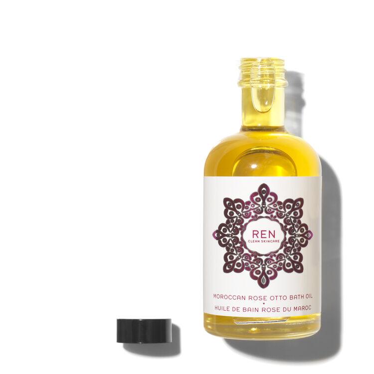Moroccan Rose Otto Bath Oil, , large