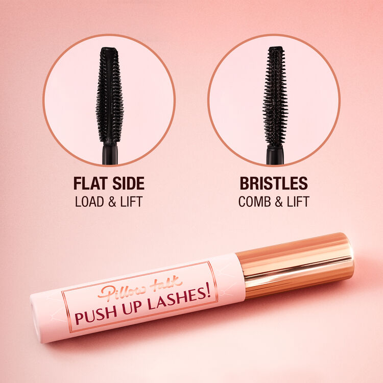 Pillow Talk Push Up Lashes Mascara, , large