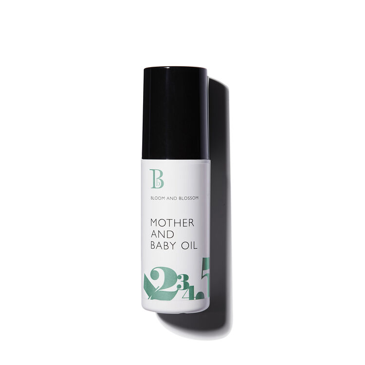 Mother and Baby Oil 100ml, , large